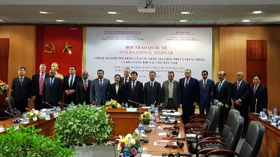 Seminar discusses Vietnam's economic cooperation with Africa, Middle East