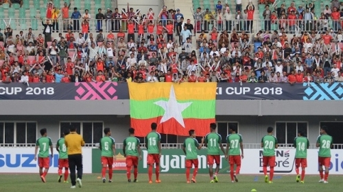AFF Cup: Burmese rush to buy tickets for home match against Vietnam
