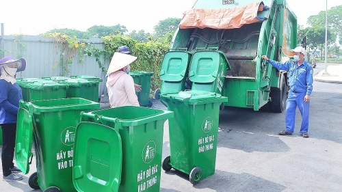 Ho Chi Minh City to begin garbage sorting on November 24