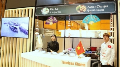 "Vietnam shows off ""pho"" and ""nem ran"" at ASEAN Culinary Festival"