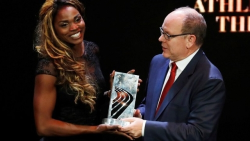 Kipchoge and Ibarguen named IAAF athletes of the year