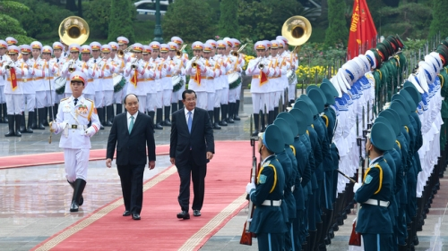 Bolstering Vietnam – Cambodia solidarity, friendship and comprehensive cooperation