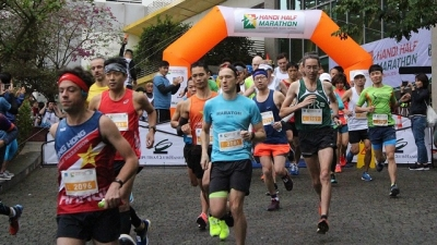 """Run 4 Tigers"" draws over 750 runners"