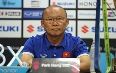 Vietnam not afraid of pressure from Bukit Jalil's stands: Park Hang-seo