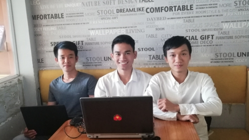 Vietnamese students promote confidence and courage in new era of Industry 4.0