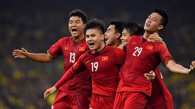Vietnam's 2018 AFF Cup title-clinching scenarios