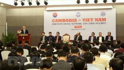 Vietnam, Cambodia boost information safety cooperation