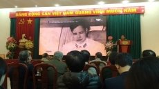 Workshop highlights General Nguyen Chi Thanh's talent