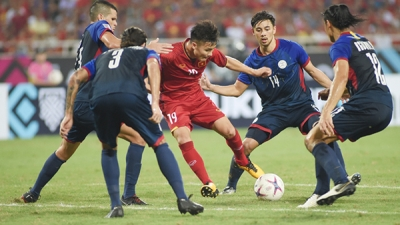 Forward Quang Hai among top 10 anticipated youngsters at Asian Cup 2019
