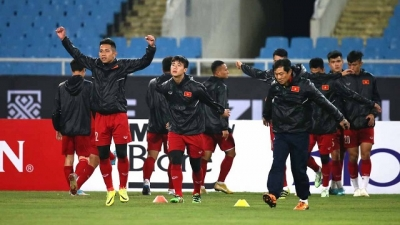 AFF Cup final second leg: Vietnam vs Malaysia possible line-ups