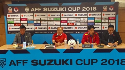 Park vows to give AFF Cup trophy to Vietnamese fans