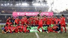 AFC President, RoK President congratulate Vietnam on AFF Cup victory