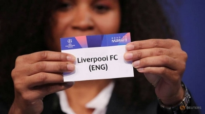 Bayern Munich to face Liverpool, PSG meet Man Utd