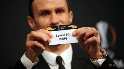 Sevilla face Lazio in Europa League last 32