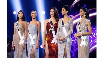 [INFOGRAPHIC] Vietnamese representative among Miss Universe 2018 top 5