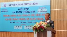 Vietnam hosts cyber security drill