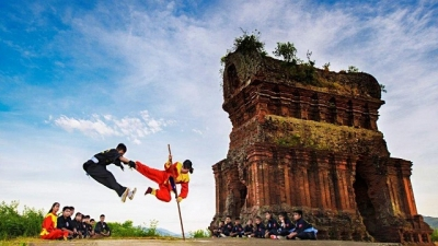 Top winners of Nhan Dan TV's photo contest on Vietnam's beauty announced