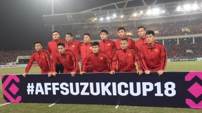 Vietnam remains in FIFA top 100