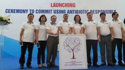 Event to promote responsible use of antibiotics