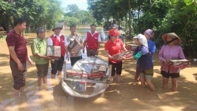 Vietnam Red Cross Society announces its top 10 outstanding events in 2018