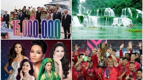 Top 10 culture, sports and tourism events of 2018 announced