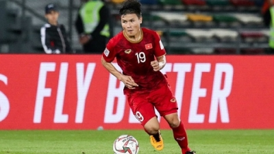 Asian Cup 2019: Quang Hai among 10 best performers