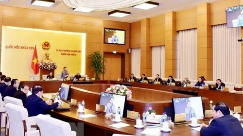 January 7-13: NA Standing Committee hosts 30th session