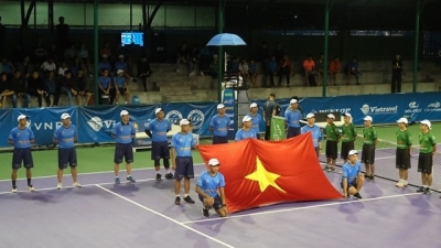 ATP Challenger Tour wraps up in Da Nang