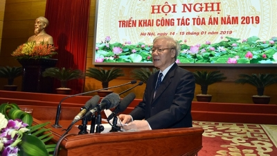 Courts urged to speed up judicial reform
