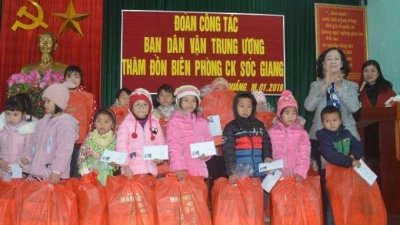 Cao Bang asked to reduce multidimensional poverty for ethnic minorities