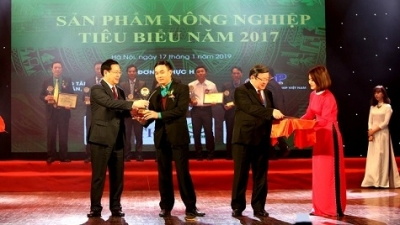 Vietnam's typical agricultural products honoured