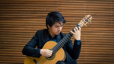 January 21 – 27: Solo Guitar Performance by Tran Tuan An