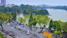 Hanoi continues promoting its image on CNN in 2019