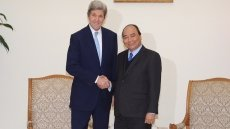 PM receives former US Secretary of State John Kerry