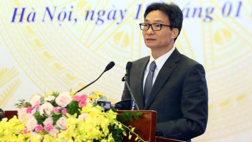 Deputy PM Vu Duc Dam urges enhancement of vocational education