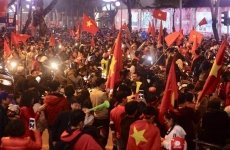 Vietnam in jubilant atmosphere as national team reach Asian Cup last eight
