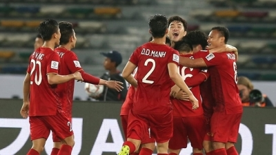 Vice-captain Xuan Truong: Vietnam determined to play well in Asian Cup quarterfinals