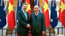 Vietnam-Australia relations now at best level ever: PM Phuc