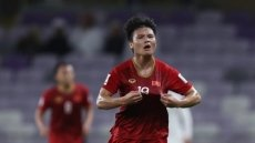 Asian Cup: Midfielder Quang Hai voted as best player of Group Stage