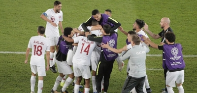 Hatem wonder strike secures Qatar upset of Republic of Korea