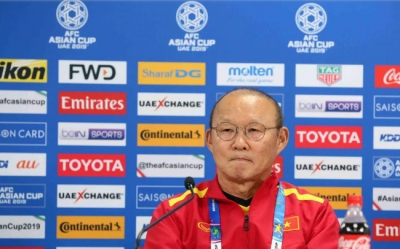 "Park Hang-seo: ""I am proud of my players"""