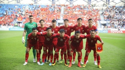 International media hail Vietnam's efforts in AFC Asian Cup quarter finals
