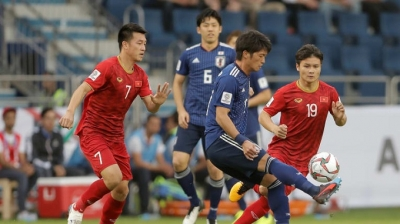 Vietnam's fairytale Asian Cup run ends as Japan need VAR penalty to advance