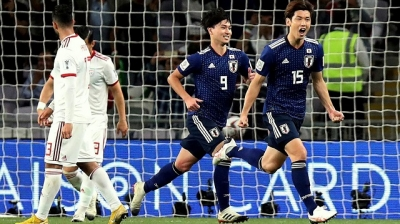 Clinical Japan stun Iran 3-0 to reach Asian Cup final