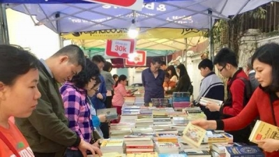 Spring Book Festival 2019 to feature 300,000 books