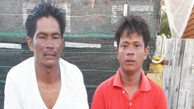 Distressed Filipino fishermen rescued in Khanh Hoa