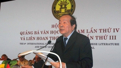 Literature and poetry help to shorten all distances, says international conference in Hanoi