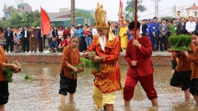 Phu Tho festival pays tribute to legendary king's contributions to farming