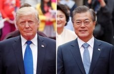 Moon, Trump hold phone talks over 2nd DPRK-US summit
