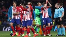 Atletico strike late to overpower Juventus